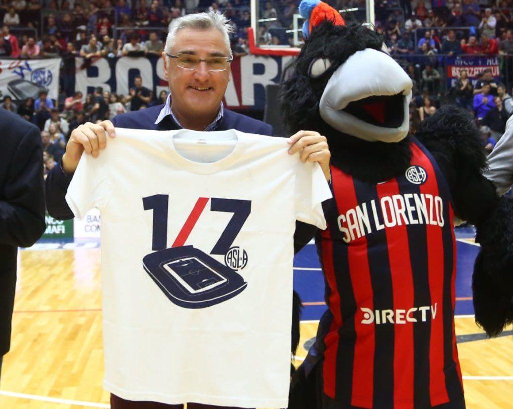 Julio Lamas, su vida como entrenador.