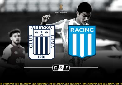 Alianza Lima vs Racing EN VIVO por Copa Libertadores 2020
