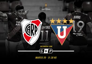 River vs Liga de Quito EN VIVO por Copa Libertadores 2020
