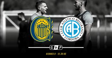 Resumen Rosario Central 2-0 Belgrano partido amistoso