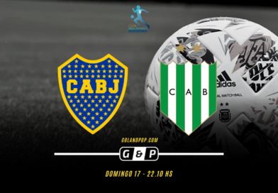 Boca Jrs vs Banfield EN VIVO por Final Copa Diego Maradona