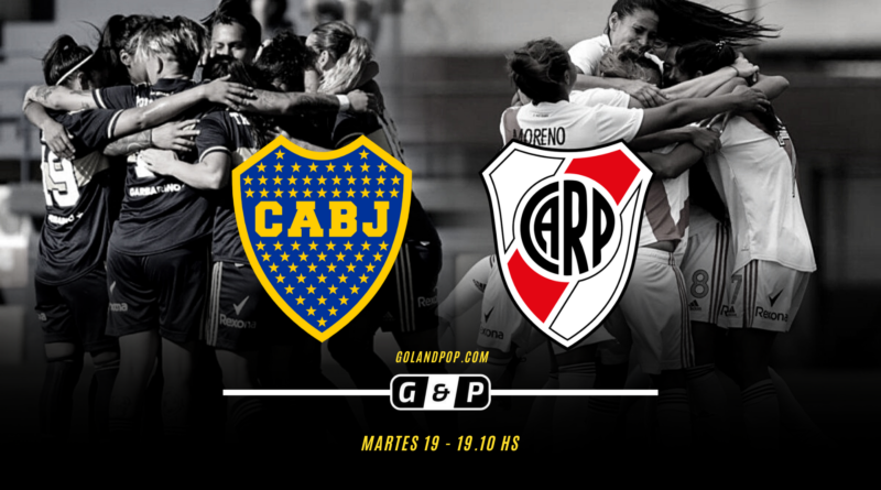 Boca vs River EN VIVO por Final Torneo Transición 20/21