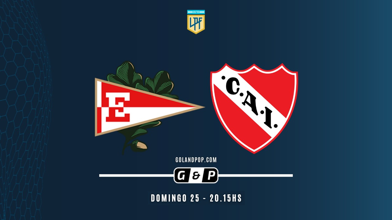 Estudiantes (LP) vs Independiente EN VIVO por Liga Profesional 2021